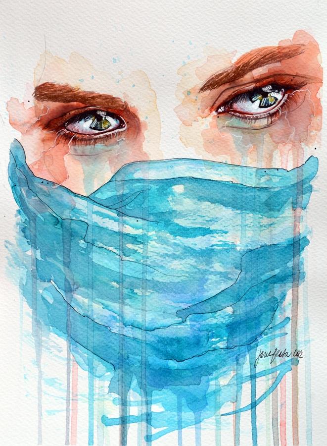 Forgotten (version b) by jane-beata