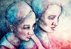 Almost sisters by jane-beata