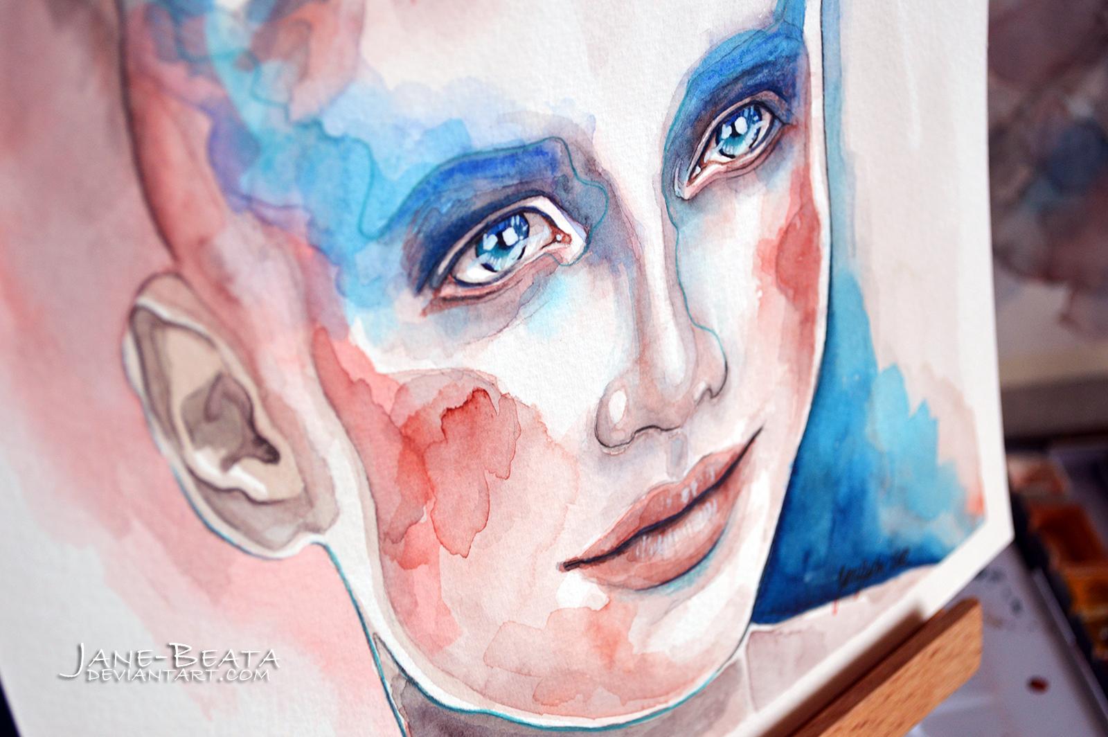 How long...closeup by jane-beata
