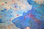 Watercolor texture - Voices