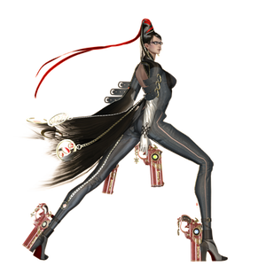 Bayonetta MMD Done! But not released yet!