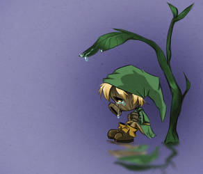 Little Link by C-S-Hanners