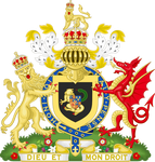 North Britannia: Royal Arms