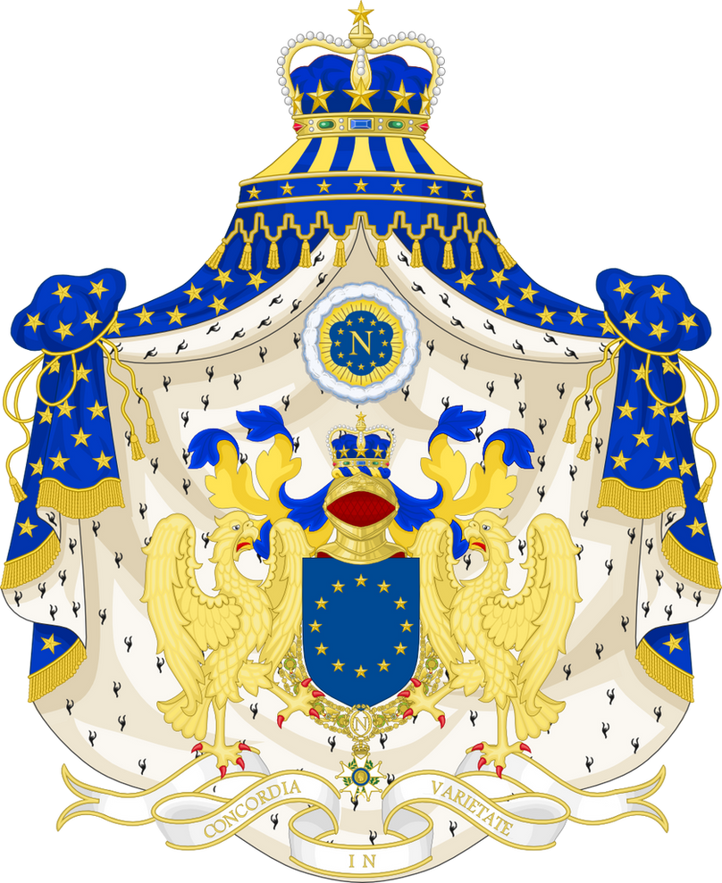 European Union CoA by firelord-zuko