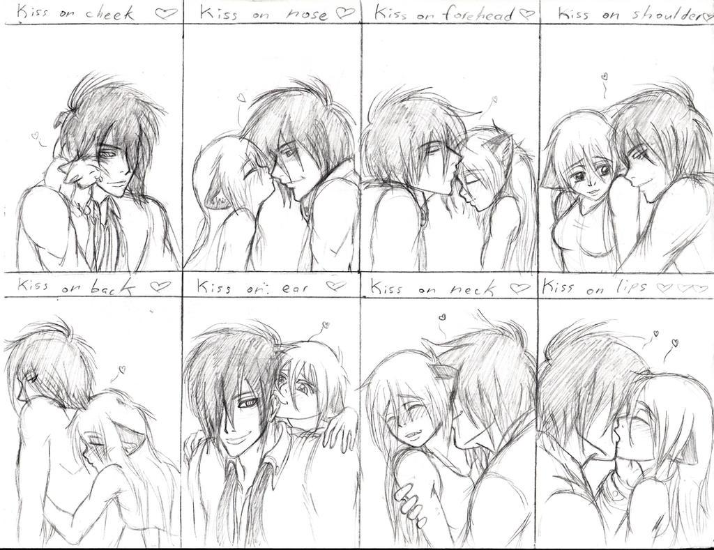 Kiss Meme by invaderwolfgirl