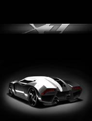 X1 car
