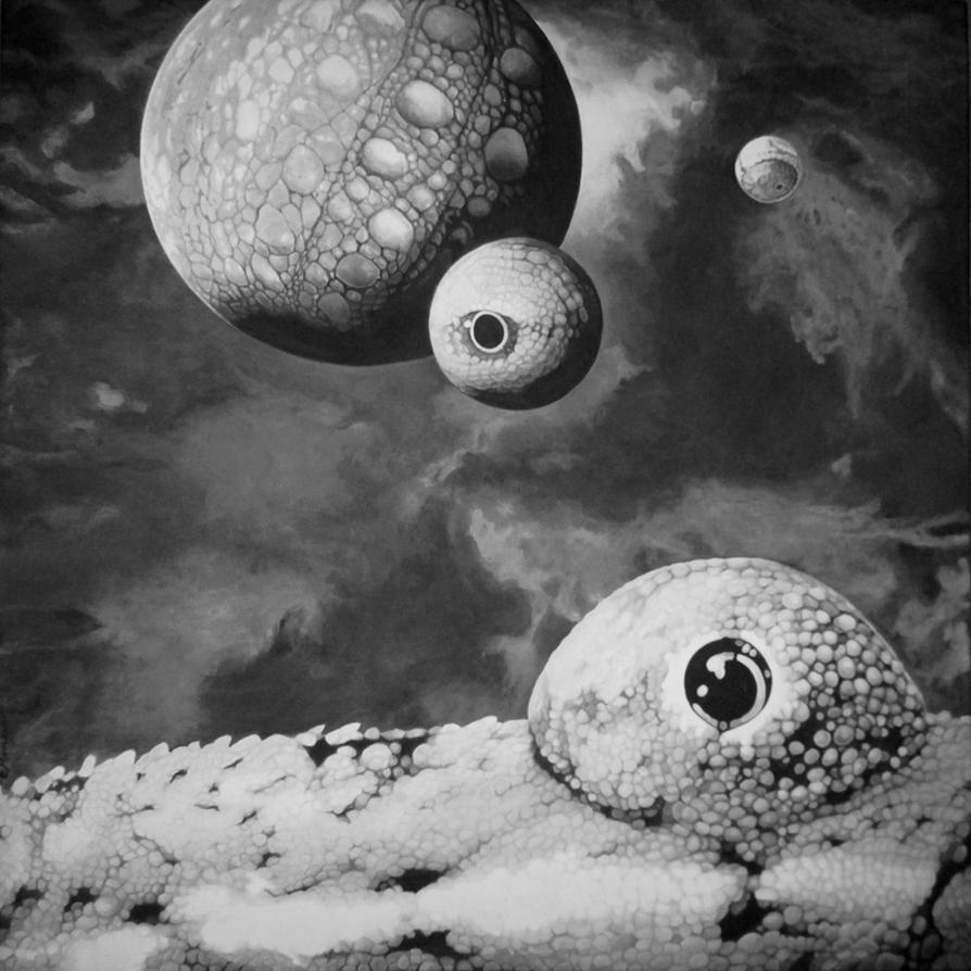 Reptalialism:Planetarum by erwinpineda