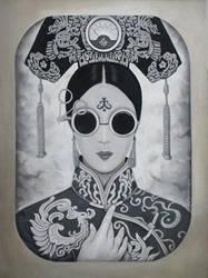 Queen IV by erwinpineda