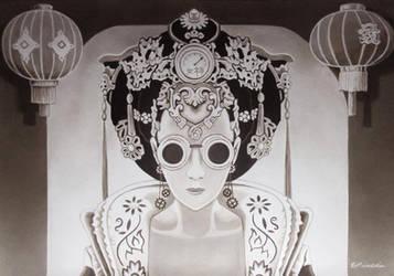 Immortal Goddess by erwinpineda