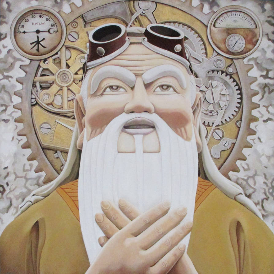 RPTLM:The Great Philosopher by erwinpineda