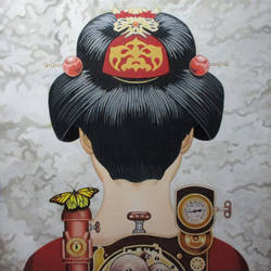 Reptalialism:Geisha V