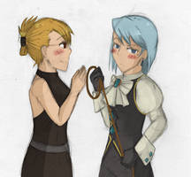 Franziska and Adrian by xCASTRAx