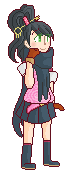 Pixel Kay by xCASTRAx