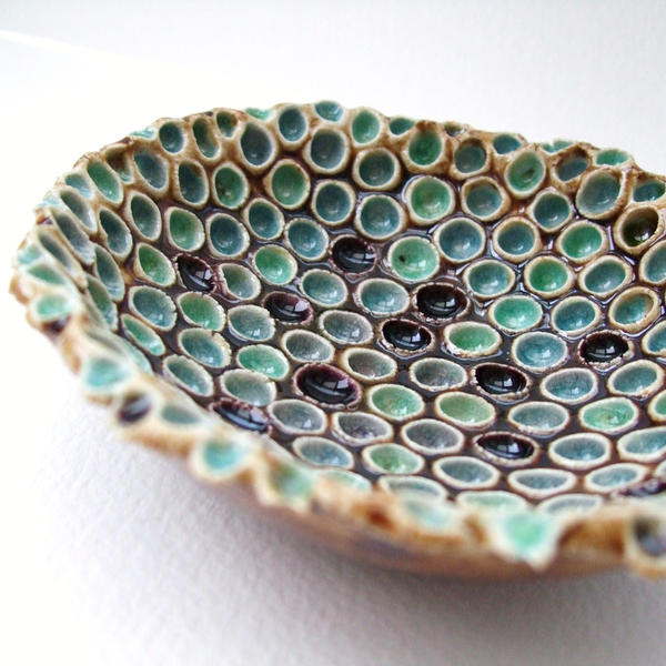 Rogue Cells Bowl by c-urchin