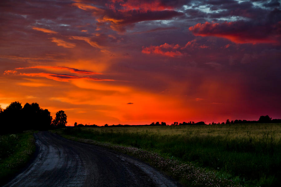 Beauty of the sky 2 by Kaukkari