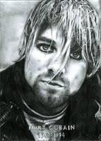 Kurt Cobain by PyramidHeadxXx
