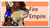 Fire Empire Stamp by Neroiox