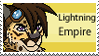 Lightning Empire Stamp by Neroiox