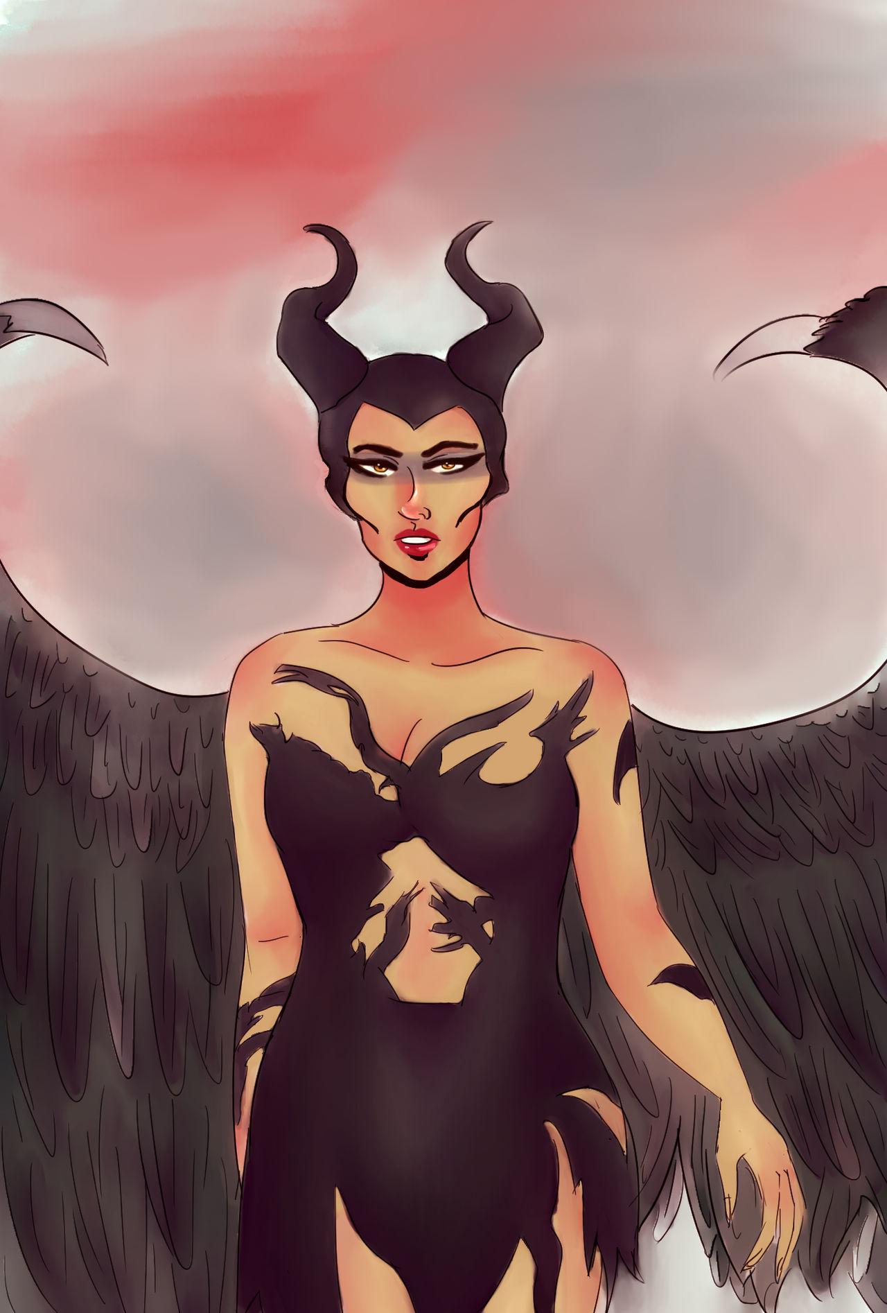Maleficent Mistress Of Evil By Citrusbutch On Deviantart