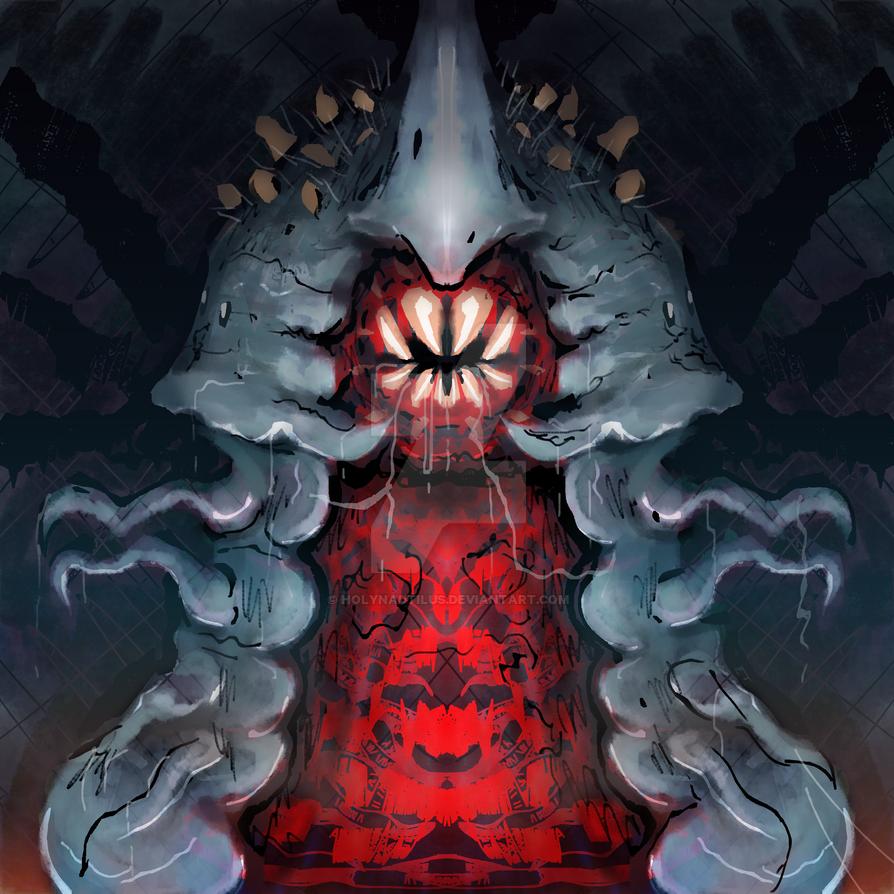 G'huun by HolyNautilus