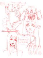 Freak Girls by nefarial