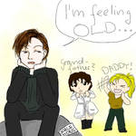 I'm feeling old...