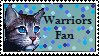 Gift: Warriors Fan Stamp by miki8263