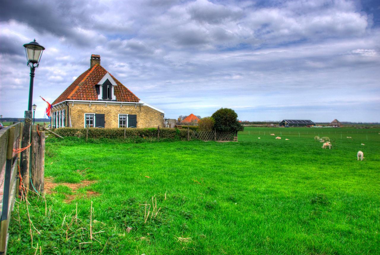 Dutch farm by pbdesign on deviantart for Farm house netherlands