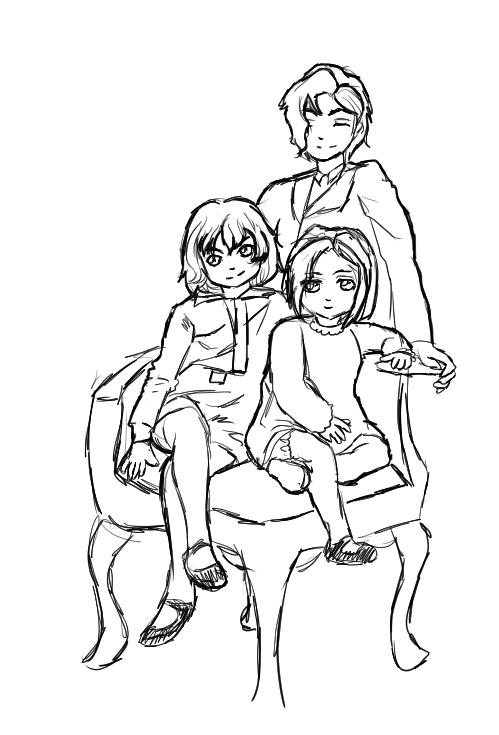 Character 15 by kimineechan