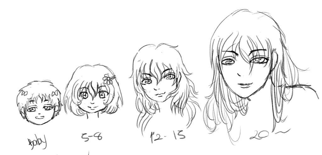 Character 13 by kimineechan