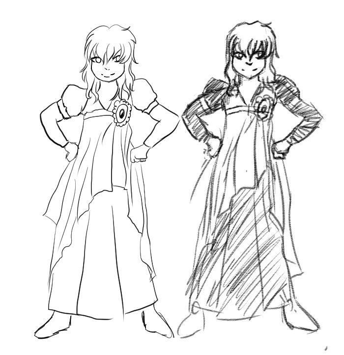 Character 12 by kimineechan