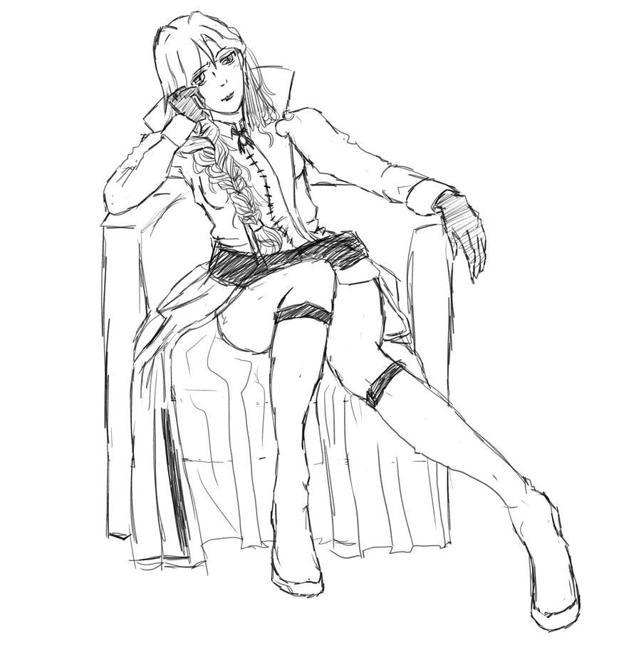 Character 10 by kimineechan