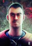 20170710 [Warrior Portrait]