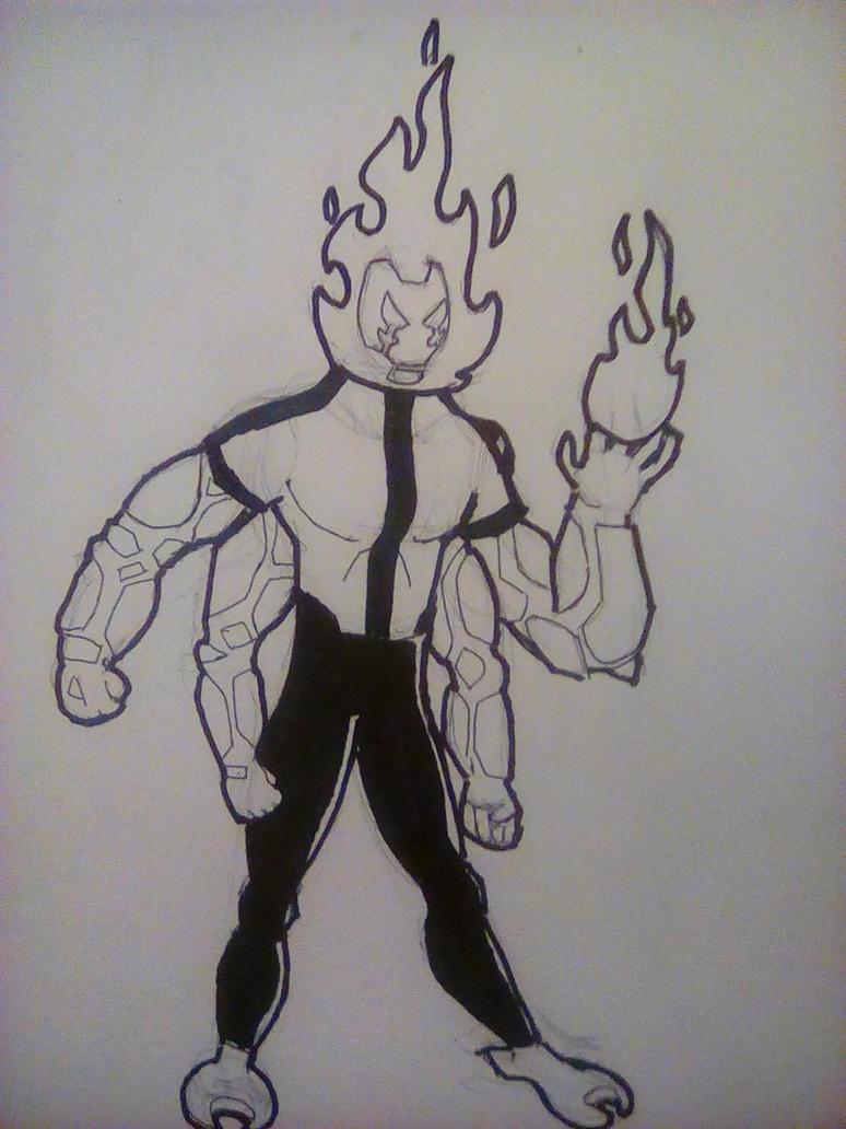Heat Arms by PKstarship