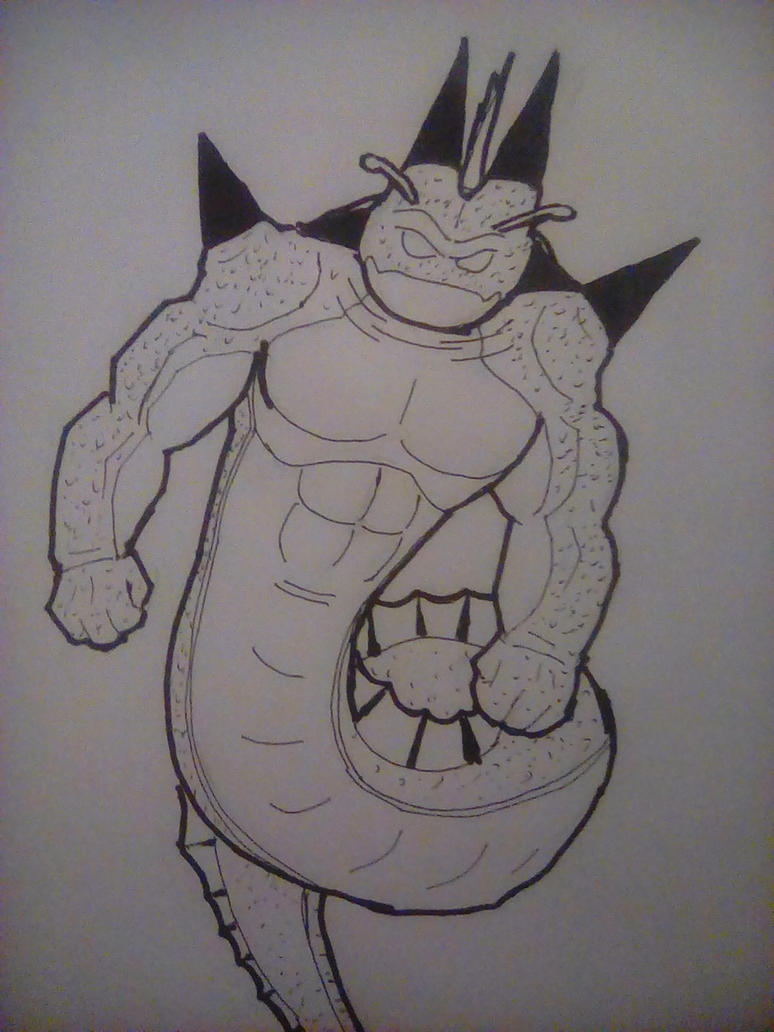 Porunga by PKstarship