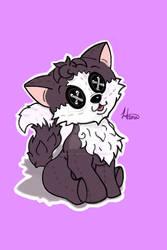 Hana's plush for Kou