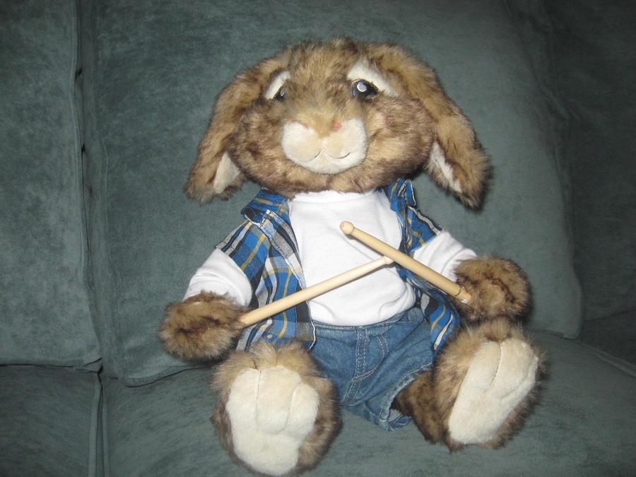 Easter Bunny by PrincessCarol
