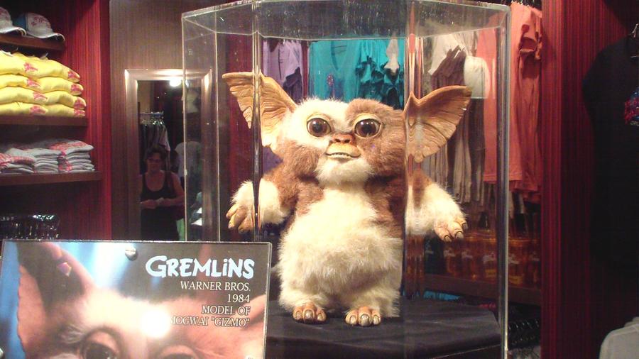 Gizmo from Gremlins by PrincessCarol