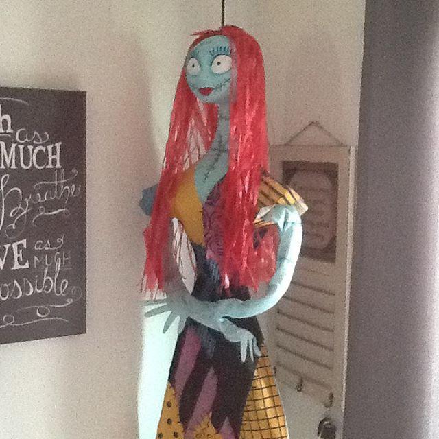 Sally wall decoration by PrincessCarol