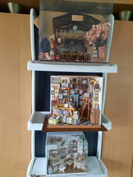 Little diy doll house collection
