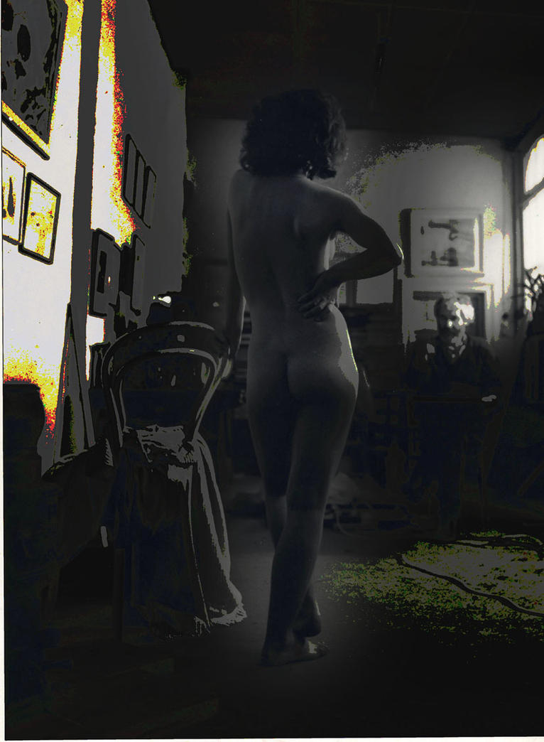 Scene Atelier by rikvandervorst