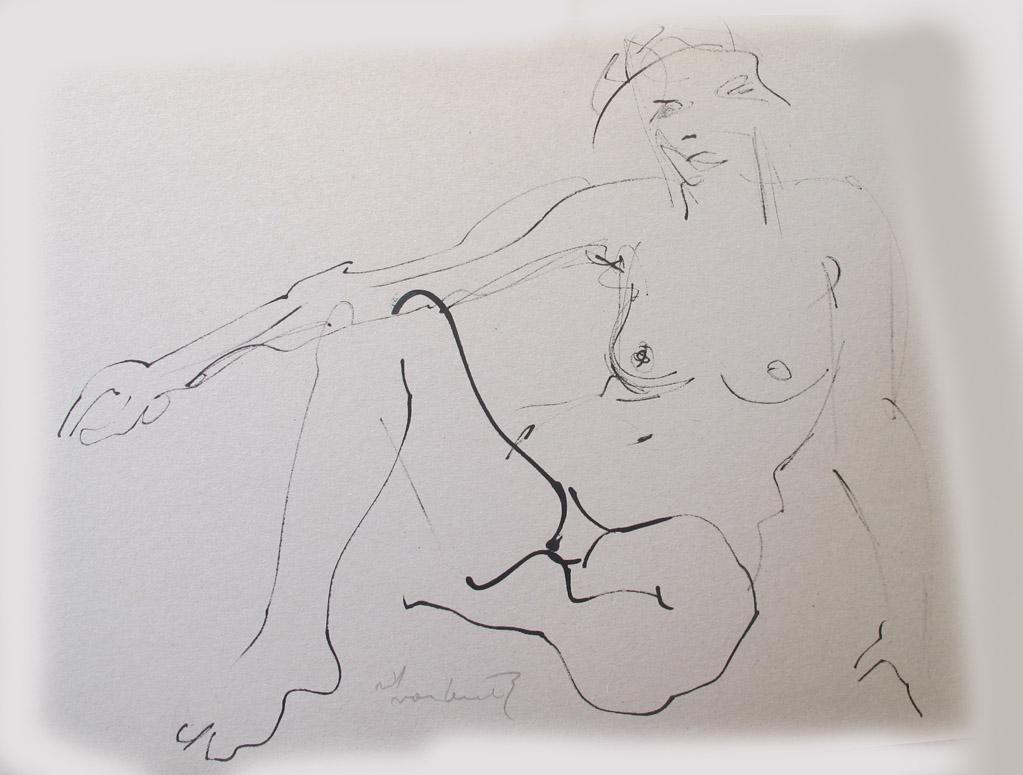 Drawing by rikvandervorst