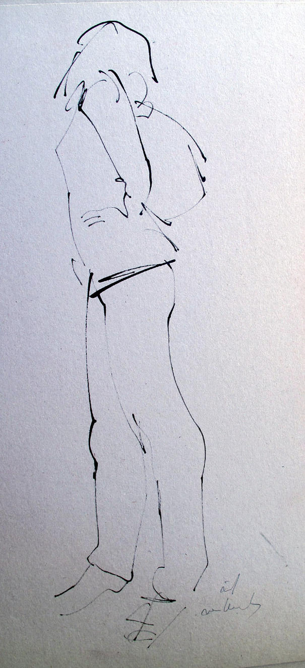 Drawing 2 by rikvandervorst
