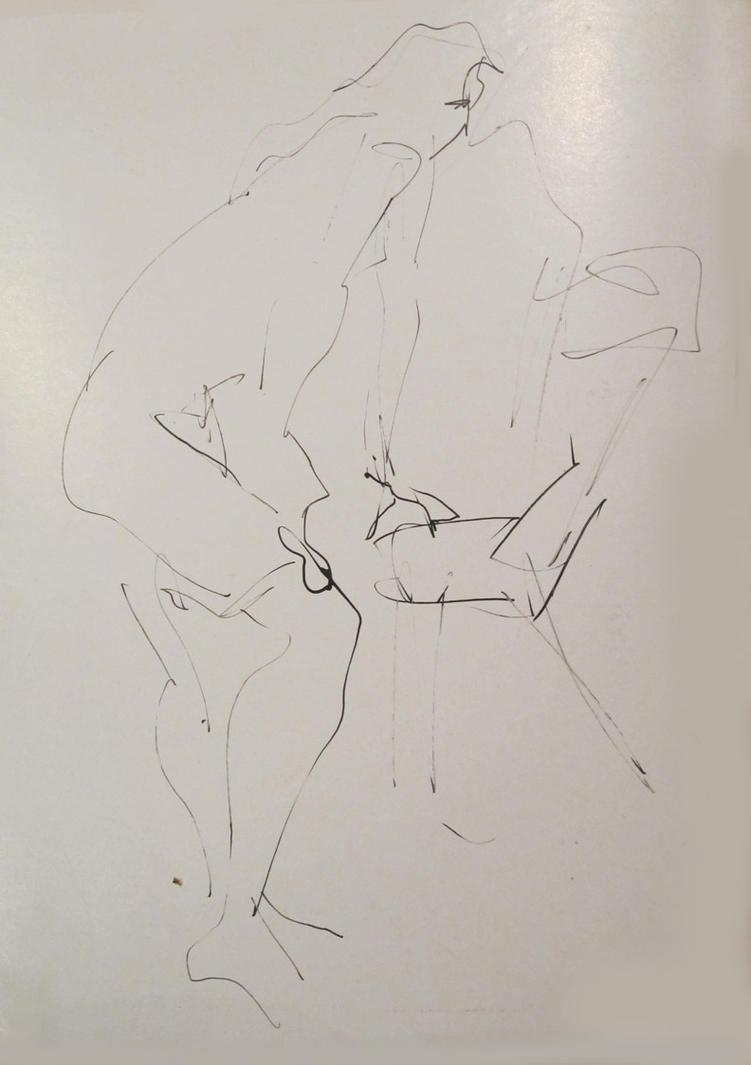 Drawing 4 by rikvandervorst