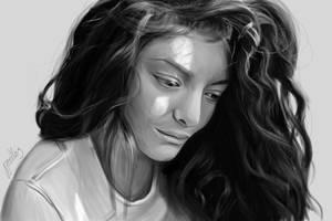 Lorde by JordanWindows2