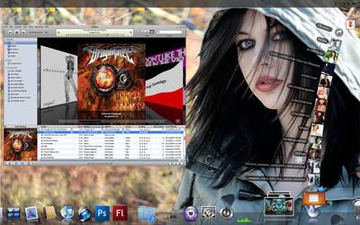 My Mac win desktop by mnhalrj83