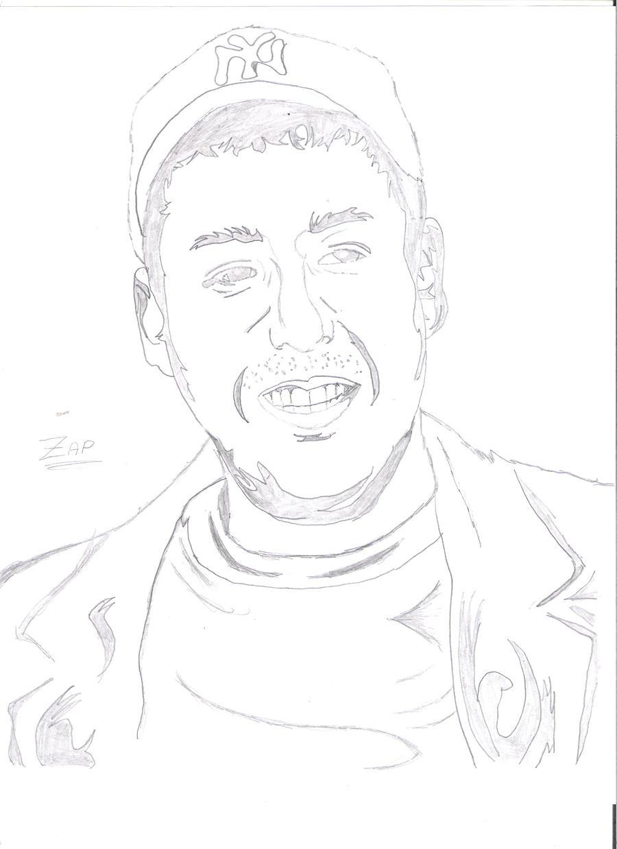 Algunos Dibujos :D Adam_sandler_by_zapfir3-d3l7xku