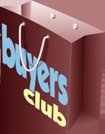 Buyers Club logo. by rieli2boni2