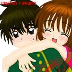 Sakura and Syaoran Forever