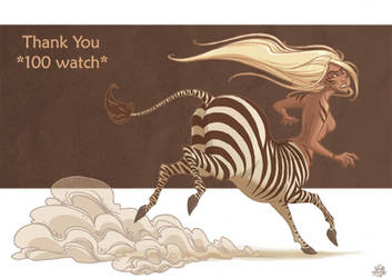Centaur by jackpot-comics